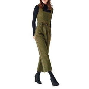 DL1961 Marianna Hewitt NWOT Hepburn Crop Jumpsuit